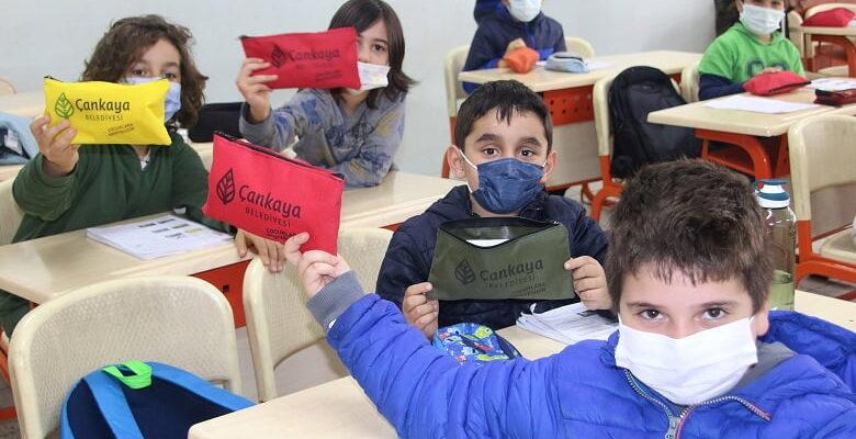 Pandemide hijyen desteği