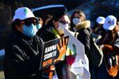 Mamaklı Kadınlar 8 Mart için yürüdü