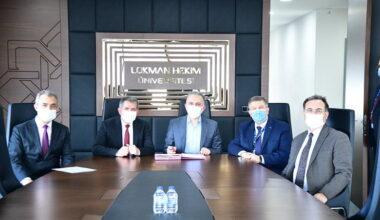 Mamak Belediyesi ve Lokman Hekim Üniversitesi İş birliğine imza attı