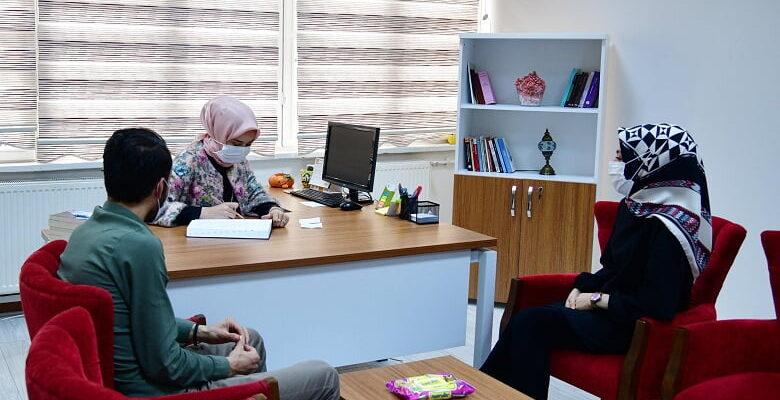 Mamak'ta Aile Danışma Merkezi Hizmete Açıldı