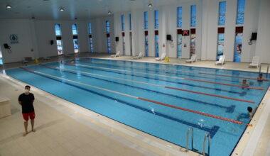 Pursaklar'da Spor Salonları ve Yüzme Havuzu Yeniden Hizmete Açıldı