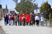 Başkentli Çocuklar Çanakkale Ruhunu Yaşattı