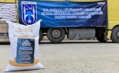 Başkentte nohut tohumu desteği başladı