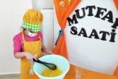 Minik Şefler Mutfakta Hünerlerini Sergiledi