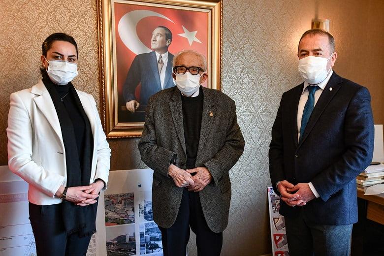 Hanri Benazus Koleksiyonu Büyükşehir'de