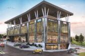 Pursaklar'a Ticaret Merkezi ve Modern Kapalı Pazar Alanı