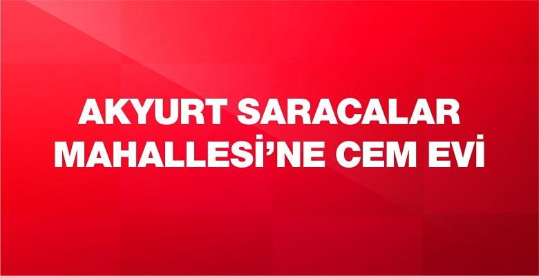 Saracalar'da Cemevi planlaması yapılıyor