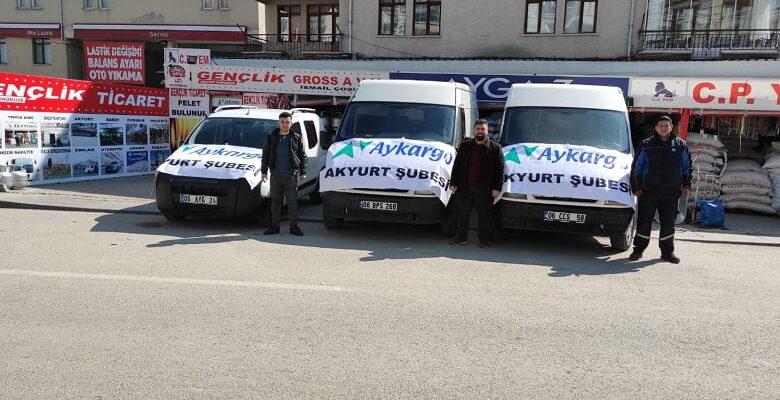Aykargo Akyurt Şubesi açıldı