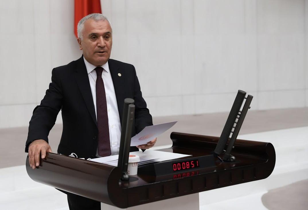 CHP'li Yeşil: Ankara'da son bir ayda 228 esnaf kepenk indirdi