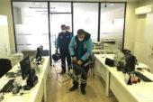 Pursaklar'da Artan Vakalar Sonrası Koronavirüs Teyakkuzu