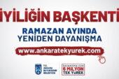 Mansur Yavaş duyurdu: Ankara'da iyiliğin ikinci dalgası başladı