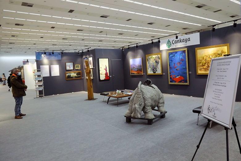 Çankaya Belediyesi Art Ankara'da