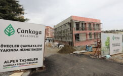 Çankaya Belediyesi'nden yatırım atağı