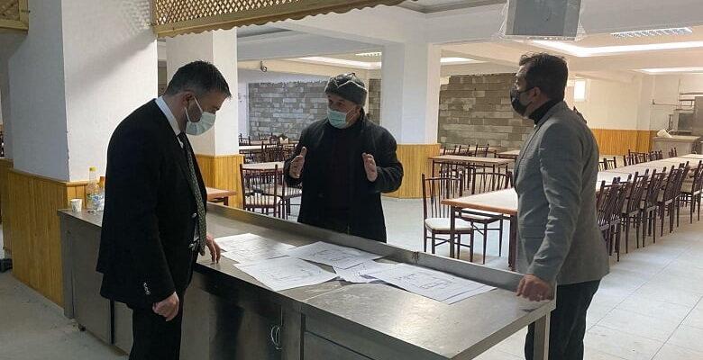 Başkan Ertuğrul Çetin; ''Bir evladımız aç, susuz kalır ise bunun vebali önce benim ve ekibimin boynunadır''