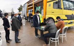 Büyükşehir'in Kırsal Kalkınma Hamlesi İle Başkentli Çiftçilerin Yüzü Gülüyor