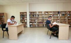 Yenimahalle'nin kütüphanelerine yoğun ilgi