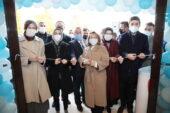 Akyurt'ta iki kütüphane birden açıldı