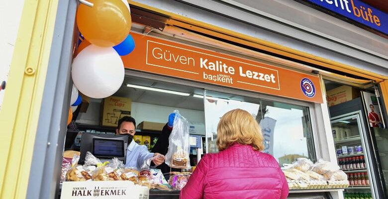 Başkent Market Büfe'nin İkincisi Batıkent'te Açıldı