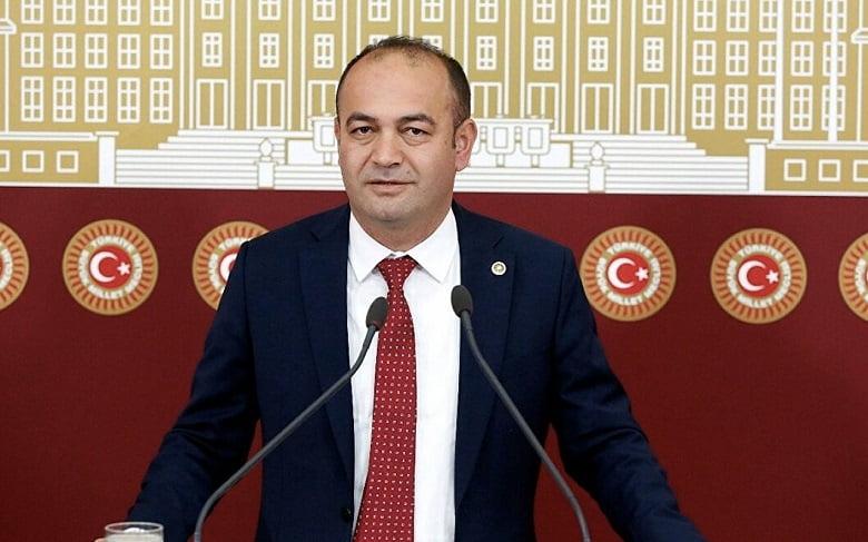 CHP'li Karabat: AKP'den mükellefe 28 bin TL'lik fazla yük