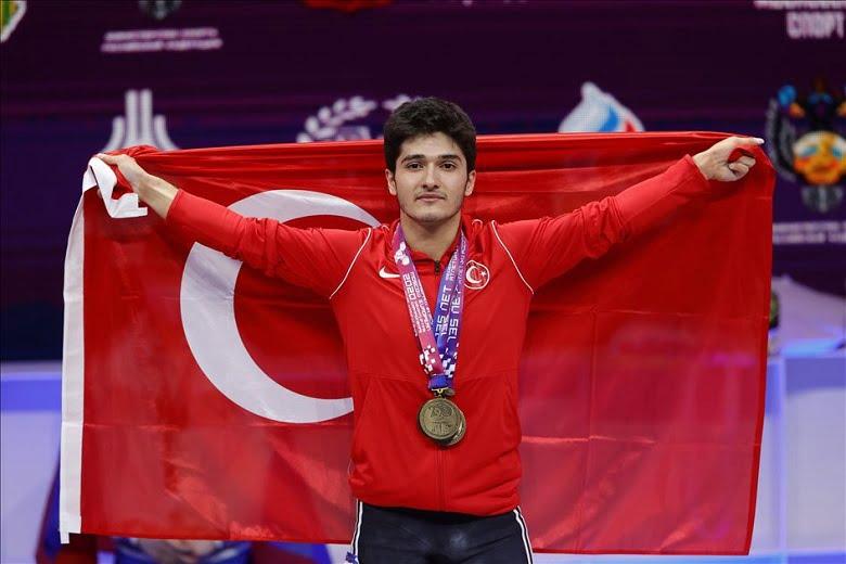 ASKİ Spor'dan Furkan Özbek olimpiyat vizesi aldı