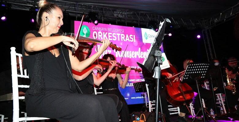Çankaya'dan müzik emekçilerine destek