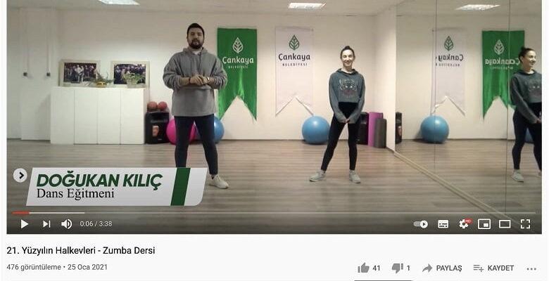 Çankaya Belediyesi'nden Youtube hizmeti