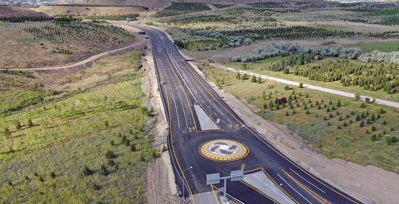 Ankara ve Sabancı Bulvarı arası bağlantı yolu tamamlandı