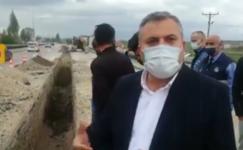 Başkan Demirbaş, Akyurt'un su ihtiyacını çözecek projeyi engellemek istedi