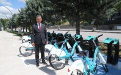 Gölbaşı Belediye Başkanı Ramazan Şimşek 3 Haziran Bisiklet Günü'nde; Ankara'nın Belediye Başkanlarına Çağrıda Bulundu