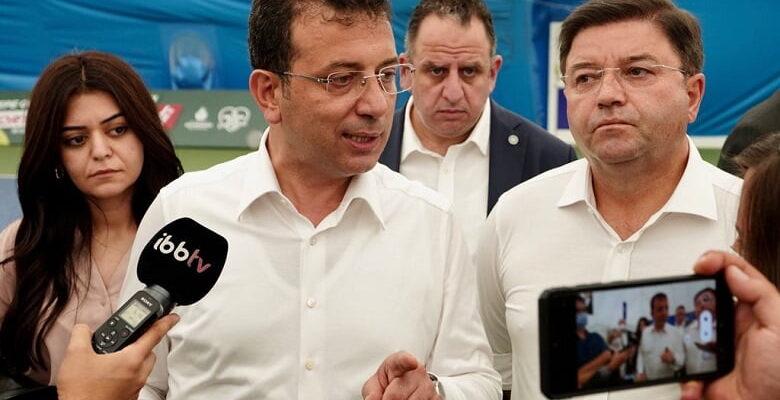 """İmamoğlu'ndan Cumhurbaşkanı Erdoğan'a """"Hizmet"""" Yanıtı"""