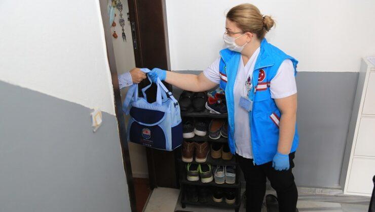 """Gölbaşı Belediyesi """"Hoş Geldin Bebek"""" projesi ile 600 aileye ulaştı…"""