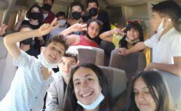 CHP Akyurtlu çocukları yaz kampına gönderdi