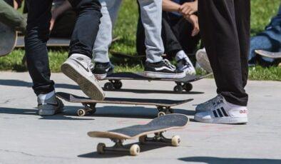 Büyükşehir Belediyesi Başkent'te Kaykay Sporu'nun Gelişmesine Katkı Sağlıyor