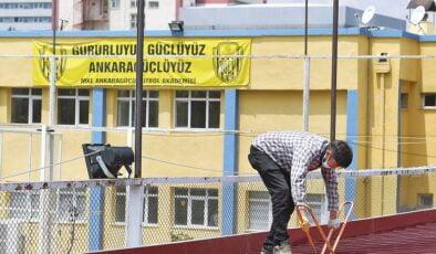 Büyükşehir'in Ankaragücü'ne desteği sürüyor