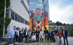 Büyükşehir Belediyesi ve Un Women iş birliği ile farkındalık etkinliği