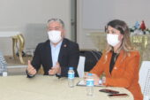 Emir'den Akyurt'a ziyaret: Bıçak kemiğe dayandı