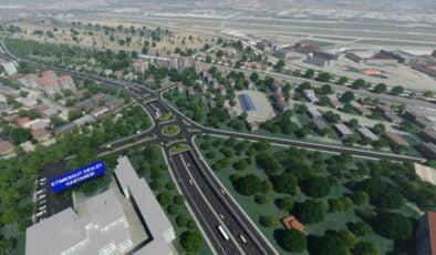 1,5 Milyon Ankaralının sorununa neşter: Etimesgut İstasyon Caddesi'nde çalışmalar hızla ilerliyor