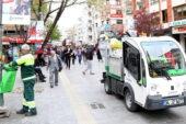Çankaya Sağlıklı Şehirler Yarışmasına 5 Projeyle Katılıyor