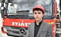 Ankara İtfaiyesi yeni itfaiyeciler yetiştiriyor