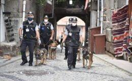 ANFA güvenlik personeline profesyonel eğitim