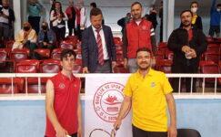 Akyurtlu sporcu Türkiye şampiyonu oldu
