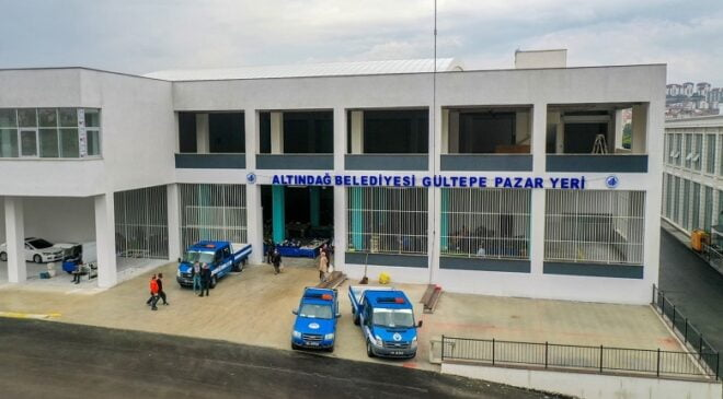 Altındağ'a bir pazar daha