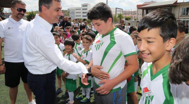 Gölbaşı Belediye Spor Kulübü yaz spor okulları başlıyor