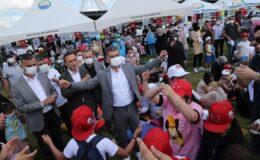 Gölbaşı Belediyesi Çocuk Yaz Şenlikleri ile Dolu Dolu Bir Hafta Sonuna İmza Attı