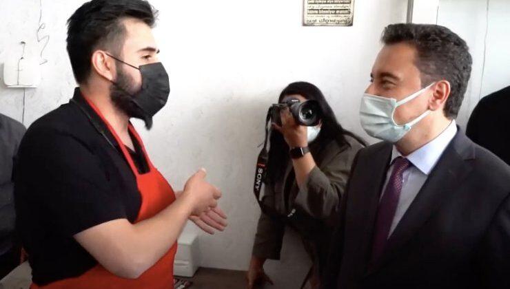 Babacan: 'Devleti yönetenler bu dükkânı bir hafta çeviremezler'
