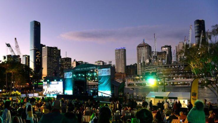 2032 Olimpiyatları Brisbane'da yapılacak