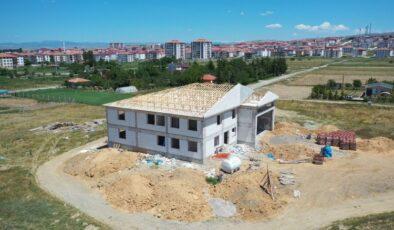 Ankara'da 5 ilçe modern itfaiye binasına kavuşuyor
