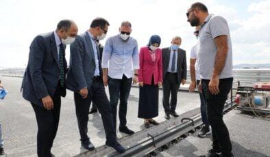 Akyurt'ta köprüler Ağustos'ta hizmete giriyor