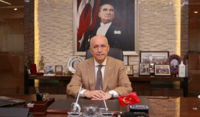"""Başkan Yaşar'dan """"aşı olun"""" çağrısı"""