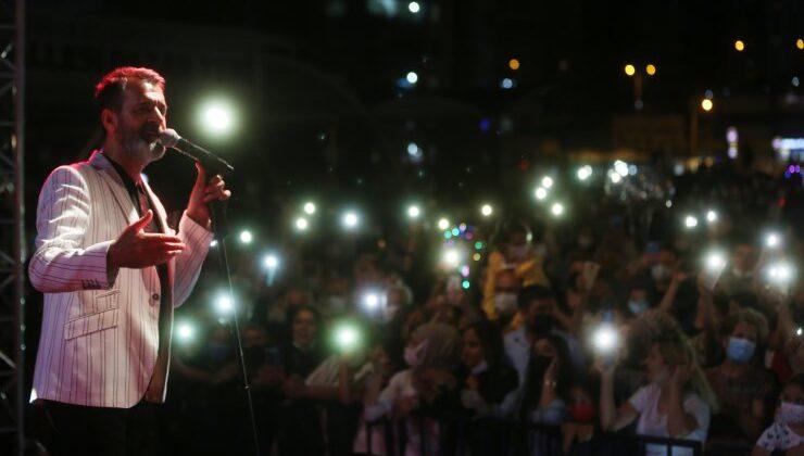 Türkü Festivali Hüseyin Turan konseri ile başladı